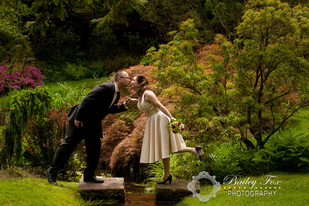 """Curtis and Robin Noel celebrated their love at Lotus Garden at Wickham Park on May 24th."""