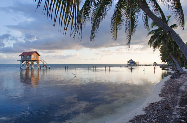 The beauty of Belize just got closer with Delta's new non-stop weekly service from Los Angeles to Belize City. Delta joins a
