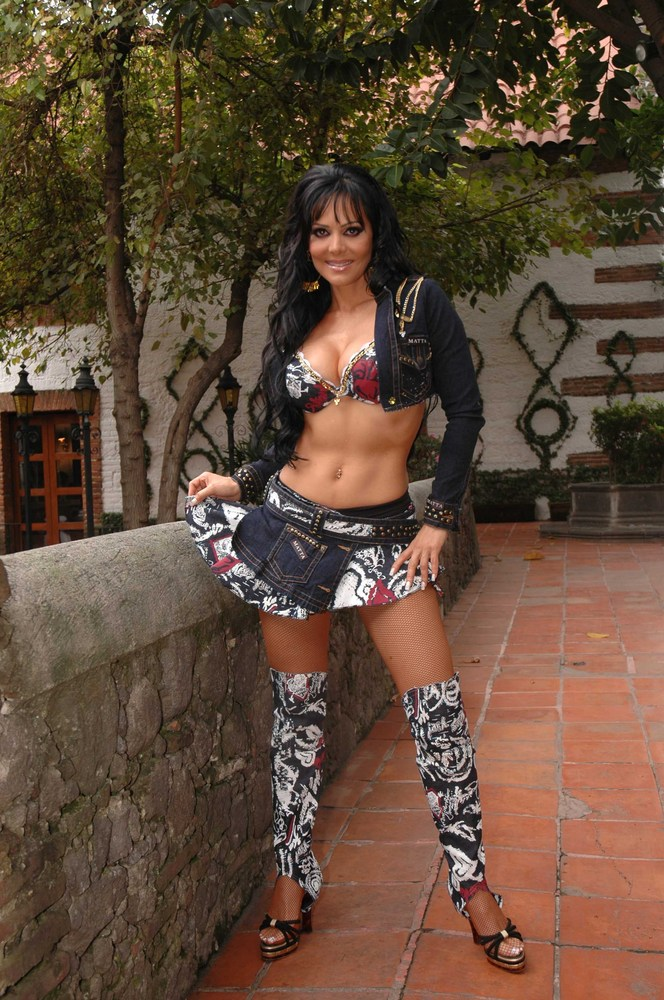 You Maribel guardia sexy hot sorry, that