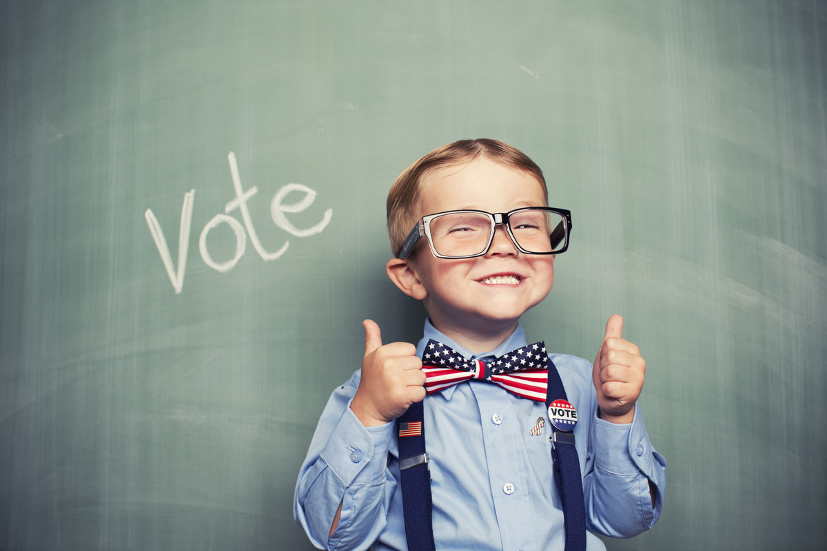 Voting is one of the most important parts of our democracy. By teaching your kids about their civic duty early on, you'll pos