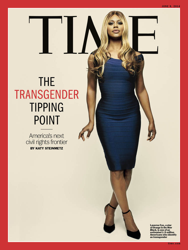 Having positive media messages very much affects our mental health; unfortunately the trans community has been more likely to