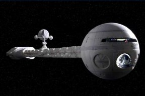 Named after Captain Scott's Antarctic-bothering boat, the spaceship seen in classic 2001: A Space Odyssey is not only one of