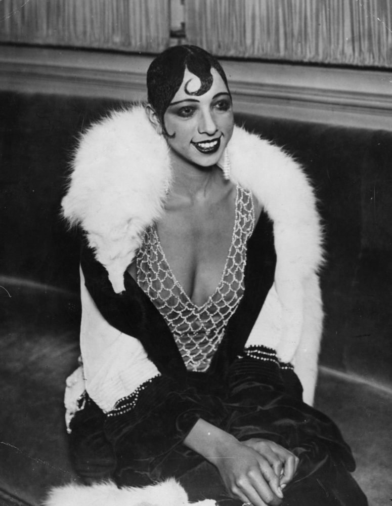A History of Style: Fashion Inspired by Josephine Baker - College 68