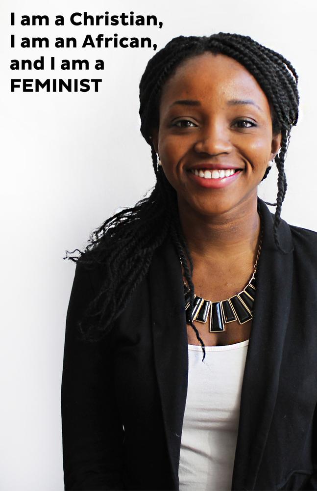 """""""Je suis chrétienne, je suis africaine, et je suis féministe"""""""