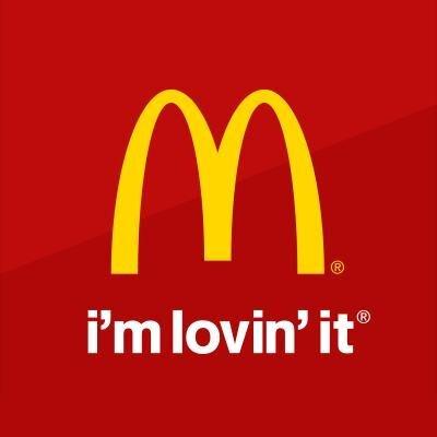 """<strong><a href=""""https://twitter.com/McDonalds"""" target=""""_blank"""">@McDonald's</a></strong><br> McD's Twitter account is surpris"""
