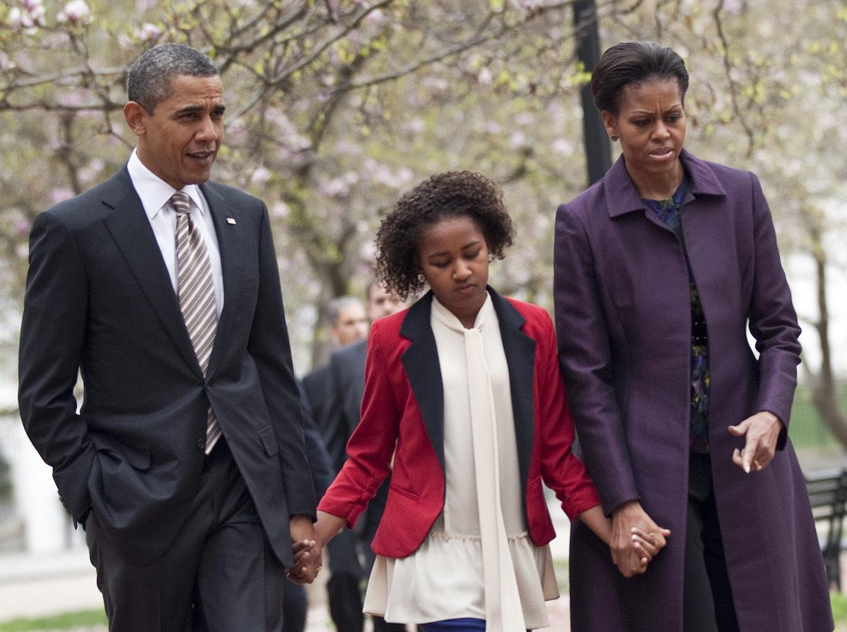 Sasha Obama Height 2014   www.pixshark.com - 188.3KB