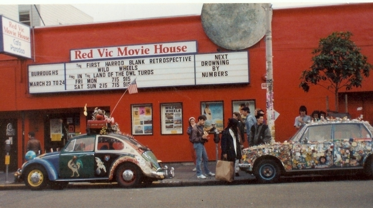 The iconic movie house in the golden years.