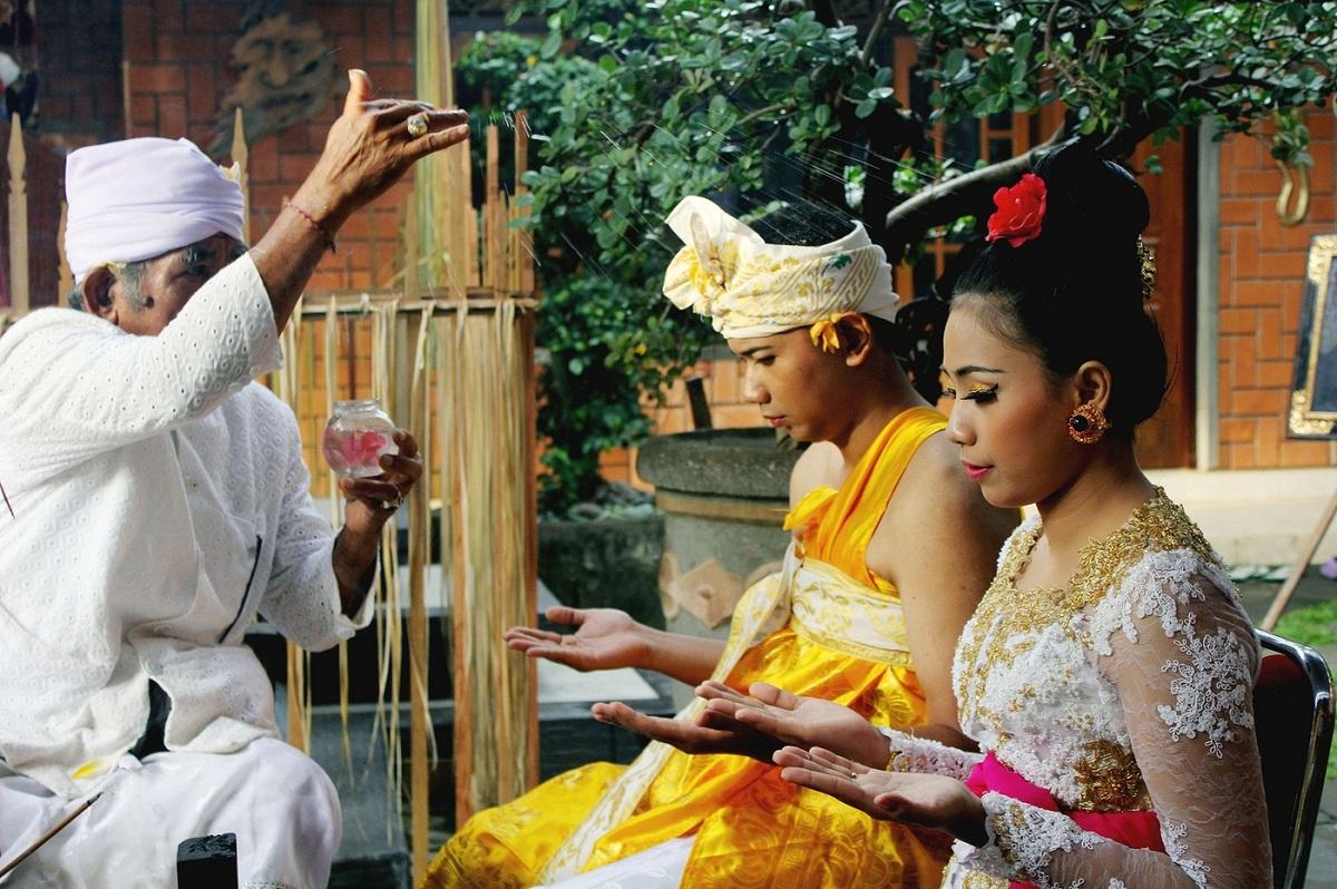 """""""My friend's brother's wedding in Bali, Indonesia."""" - Rizky Amalia"""