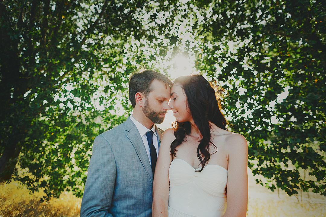"""Chelsey Norton and Jeff Payne in Capay Valley, Calif."" - Caroline Winata"