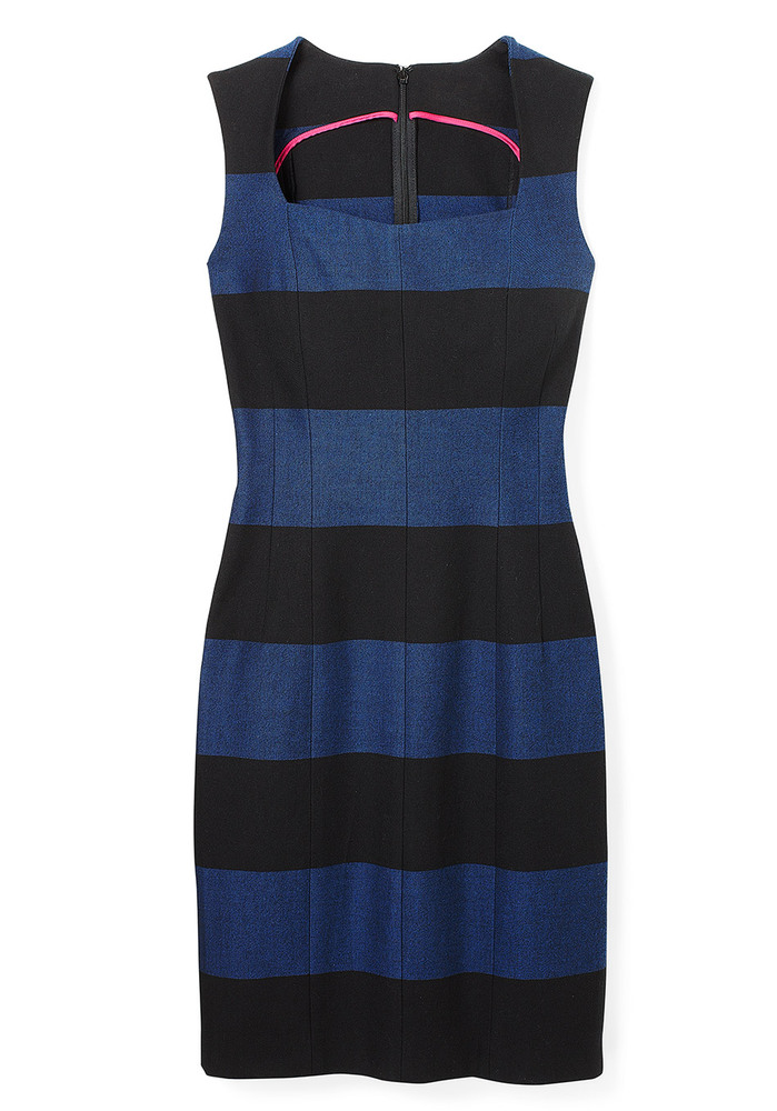 "Stretch fabric and smart tailoring are extra slimming <br><br><i><a href=""http://bananarepublic.gap.com/browse/product.do?cid"