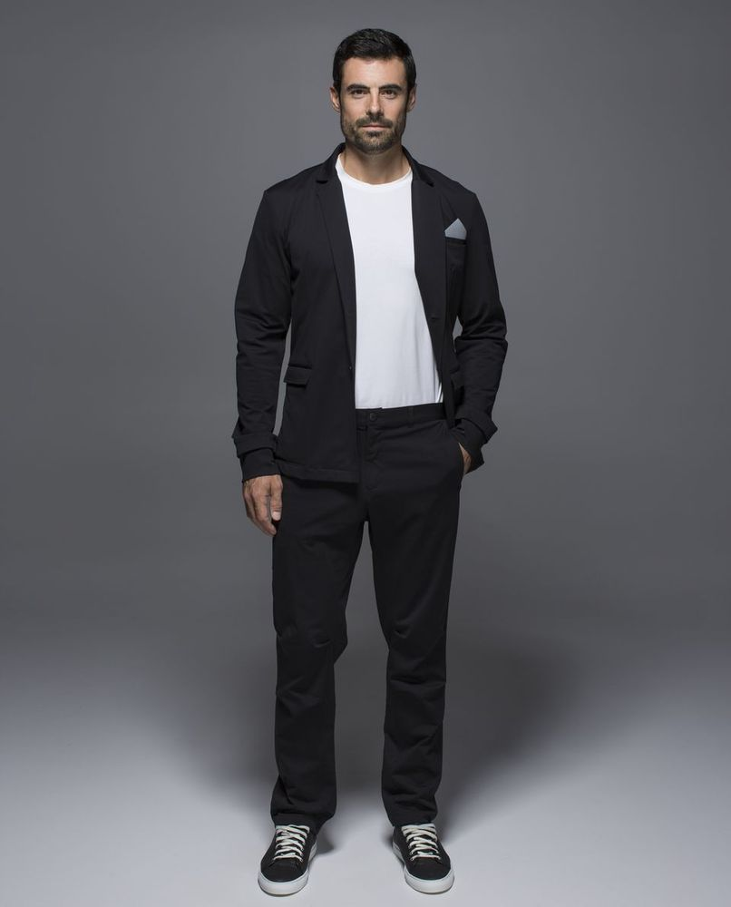 Behold, The Comfiest Wedding Tux Known To Man, Courtesy Of Lululemon ...