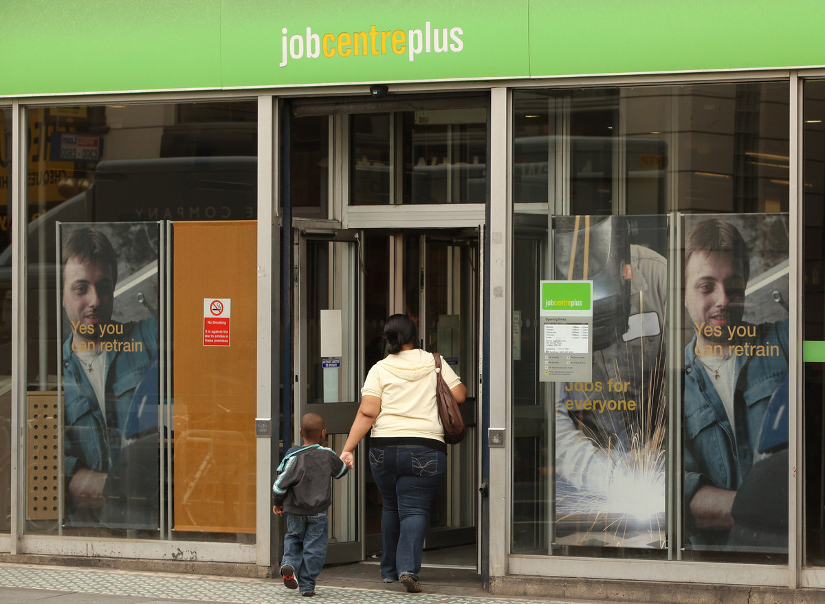 The Cheque Centre, one of Britain's largest payday lenders, was reported to have sent staff to stand outside job centres and to hand out leaflets advertising their loans.