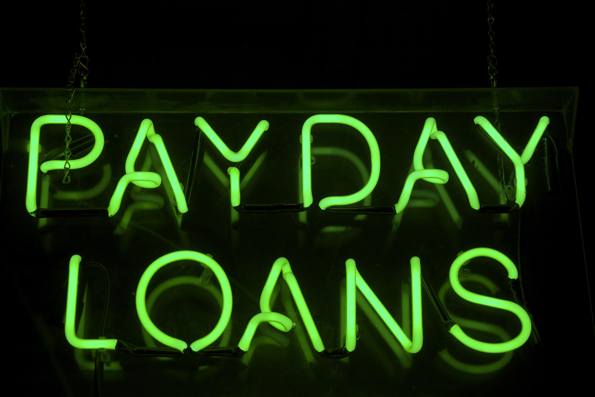 Payday lenders were found out by debt charity Credit Action for using the Facebook social network to target young people with ads which broke regulations as they did not list details like the interest rates.