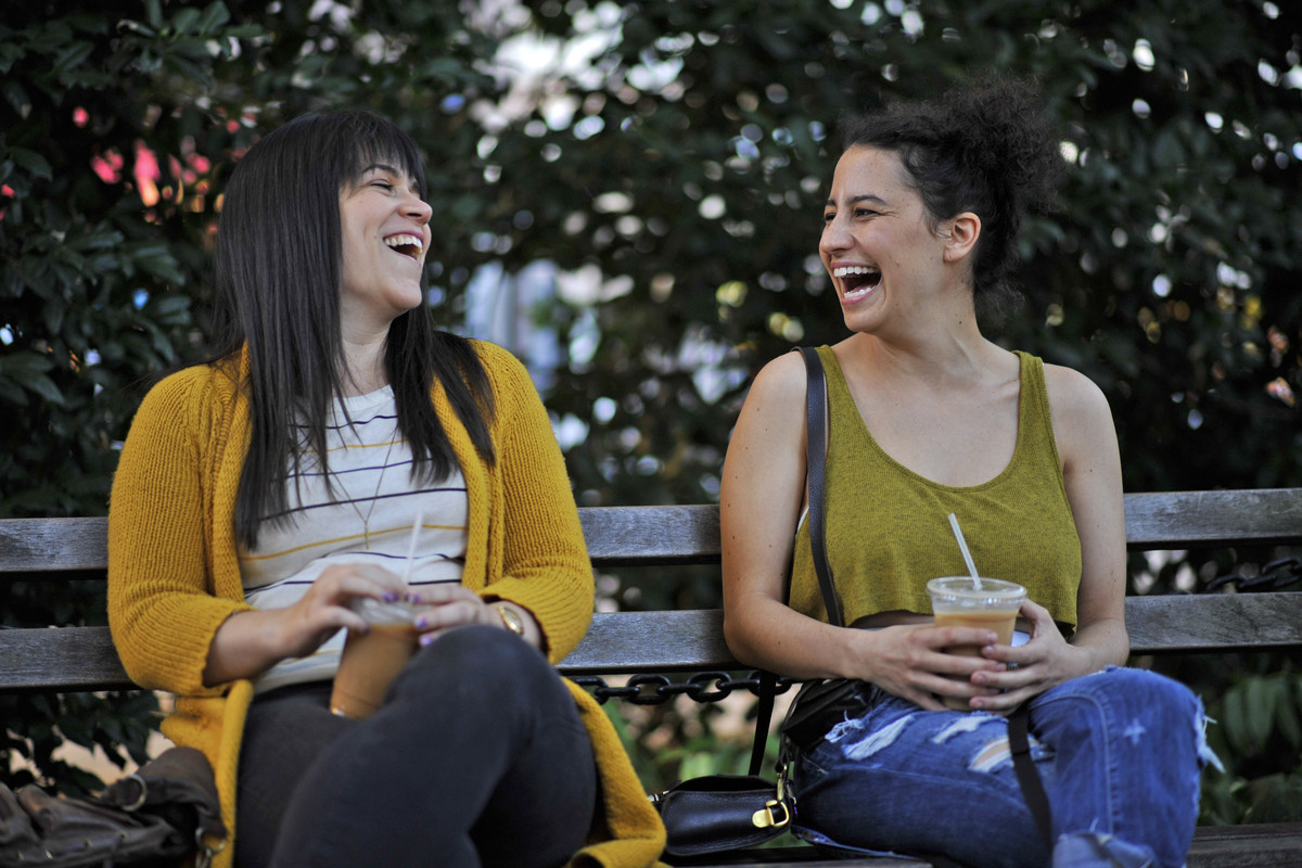 """No pun intended when we call this stoner-friendly comedy one of 2014's highest """"highs."""" Ilana Glazer and Abbi Jacobson develo"""