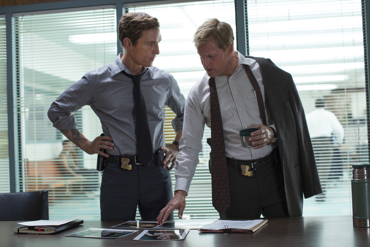 """We're already mentioned that """"True Detective"""" is great. The moody HBO drama premiered in January and was nearing its conclusi"""
