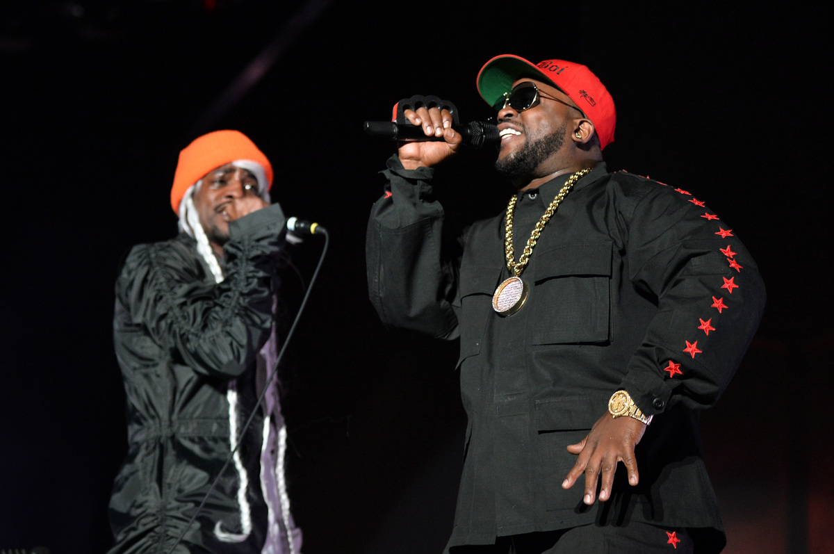 Andre 3000 and Big Boi were rusty when they took the Coachella stage for their first performance in 10 years. Festival-goers
