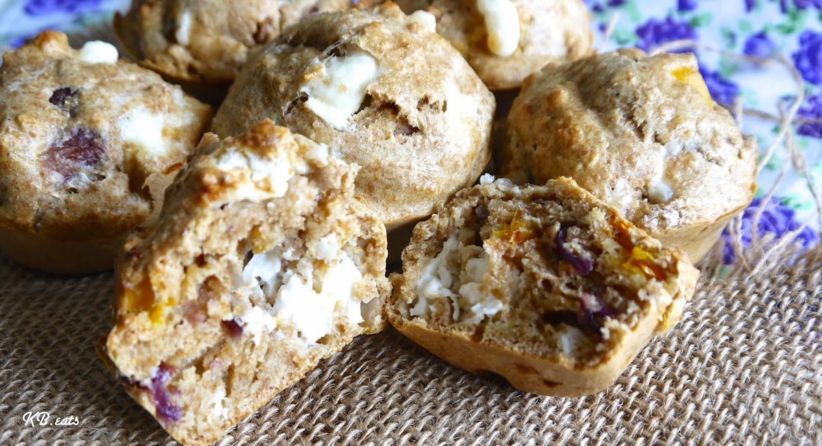 """<a href=""""http://www.kbeats.co.uk/2014/06/goats-cheese-caramelised-onion-roasted.html"""" target=""""_blank"""">Get the recipe from KB"""