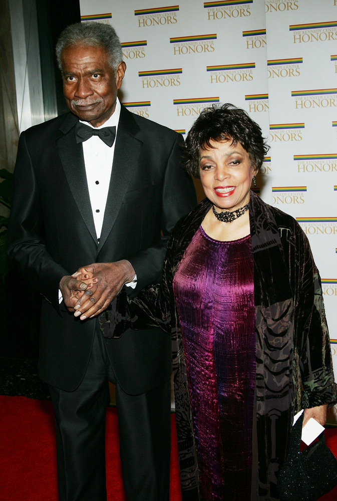 WASHINGTON - DECEMBER 4:  Honorees writers, producers and actors Ossie Davis and Ruby Dee arrive at the 27th Annual Kennedy C