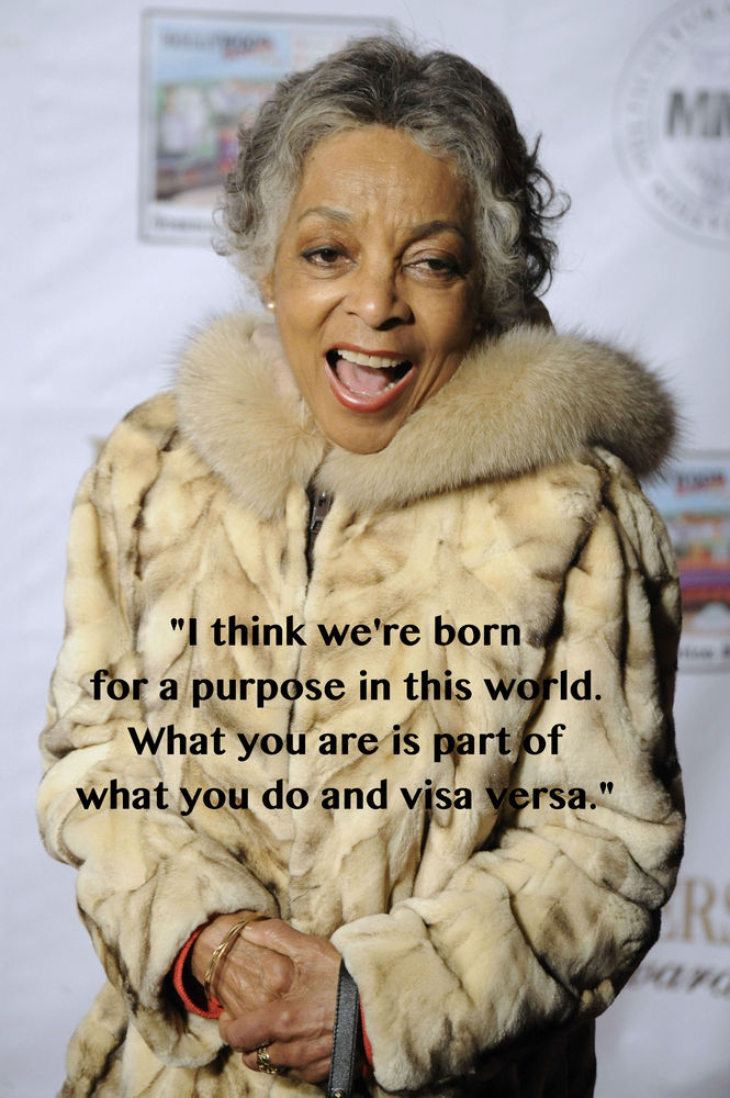 Ruby Dee Leaves Us With Wise Words To Live By Huffpost