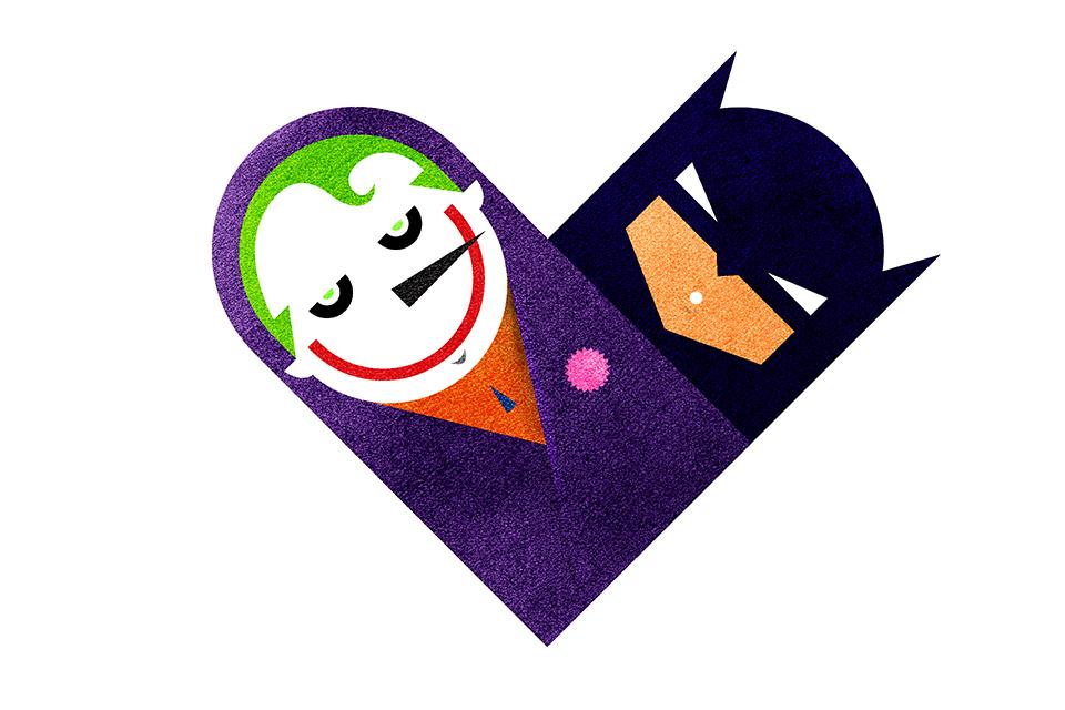 The Joke & The Bat