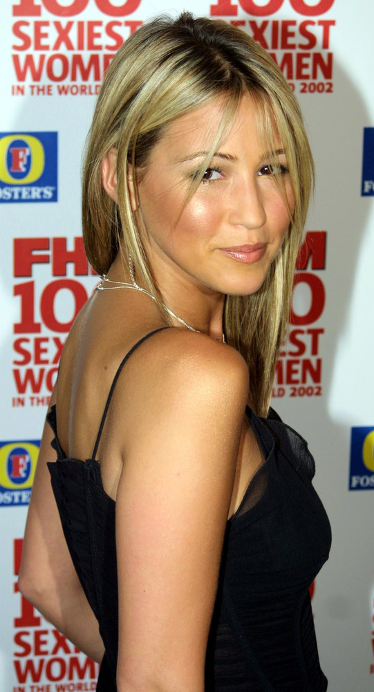 As soon as the band made it into the charts, Rachel Stevens became a permanent feature on FHM's annual Sexiest Women lists...