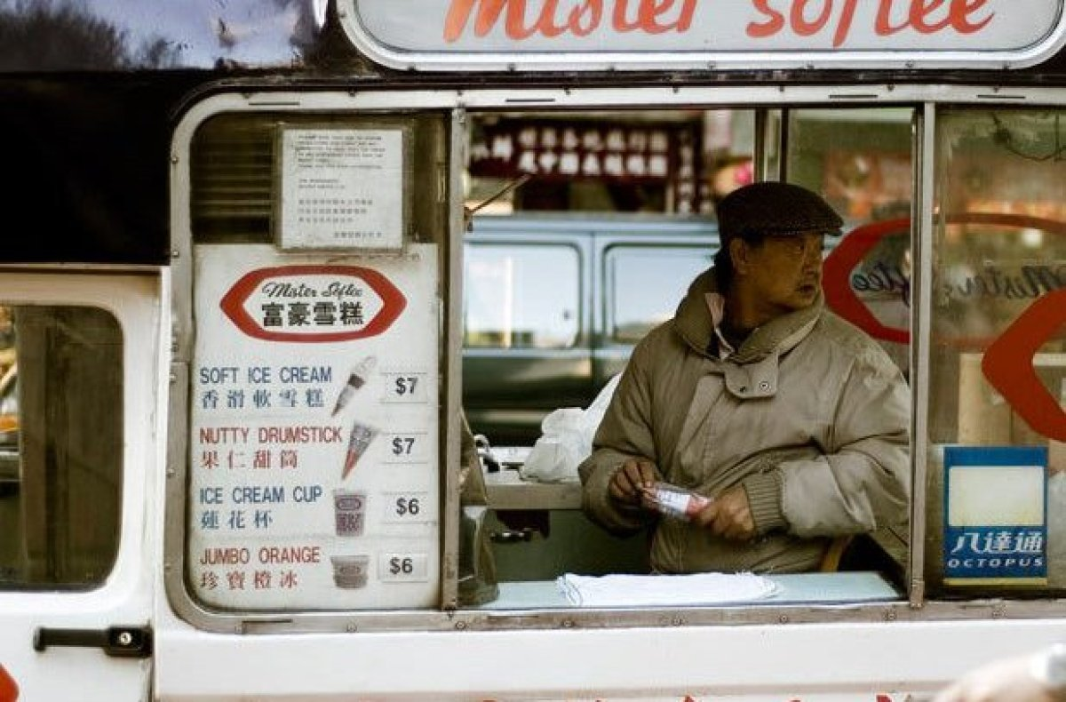 The first location of Mister Softee in China opened in Suzhou, Jiangsu in 2007, and they've been expanding through China's ea