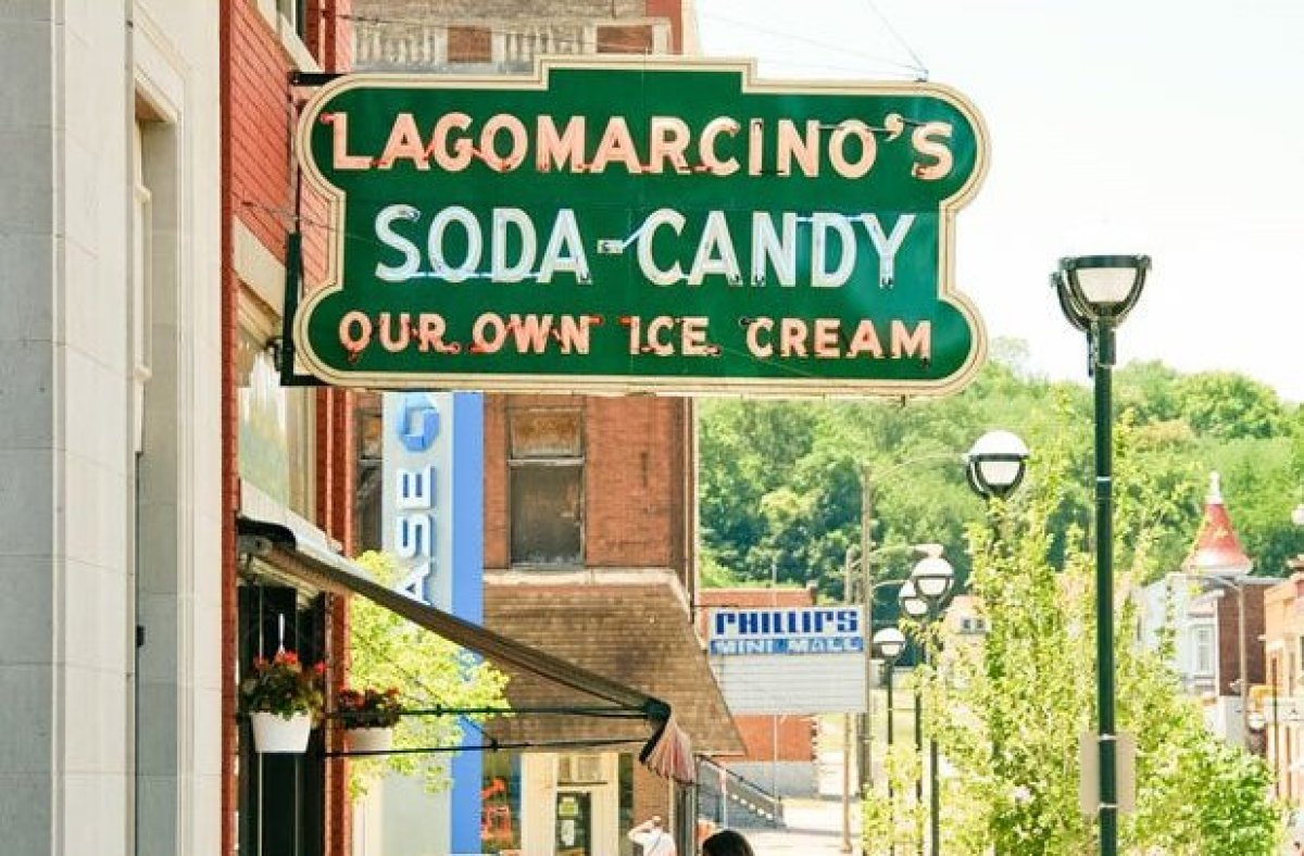For nearly 100 years, four generations of Lagomarcinos have made chocolate and served up sodas in this Illinois institution.