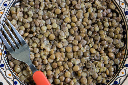 """Lentils, which the group predicts will appear in everything from pasta to waffles """"...as the quest for new plant-based protei"""