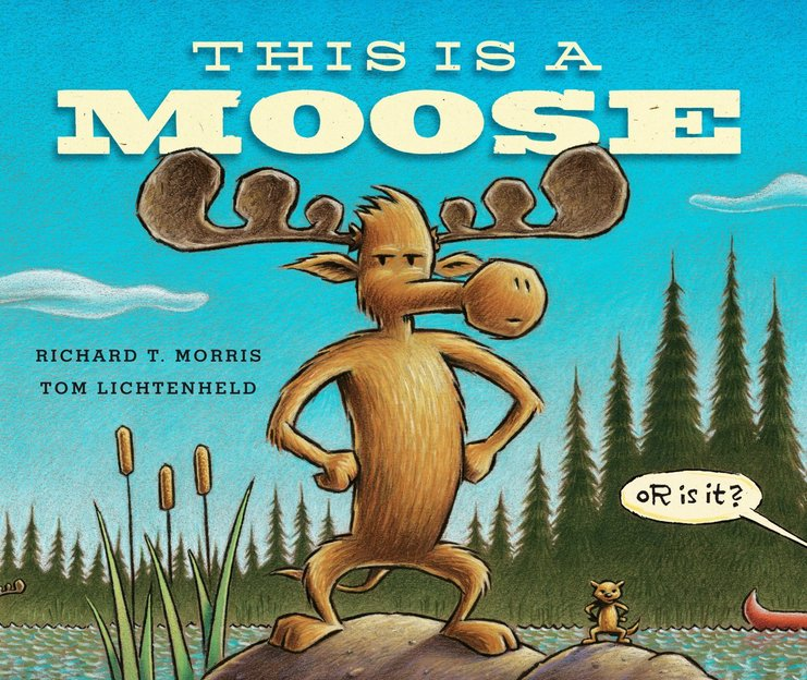 It's fine to be a moose, if that's what you want to be. But what if you want to be more? What if you want to be, say, an astr