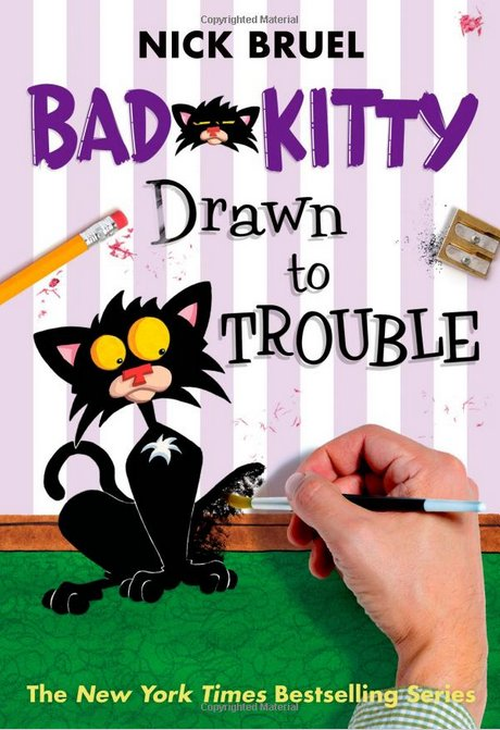 I can't believe I've missed out on Bad Kitty until now. With a snarky author, a mischievous cat and plenty of mayhem, this se
