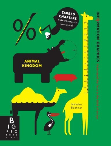 This book is a treasure trove of fascinating animal facts that breaks down complex scientific information into colorful and e