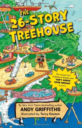 Andy Griffiths and Terry Denton bring to life a magical multi-storied treehouse where anything can happen, and frequently doe