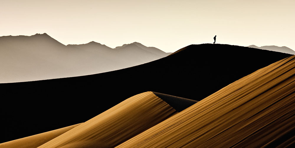 Death Valley sand dunes. Winner: Judges' Choice