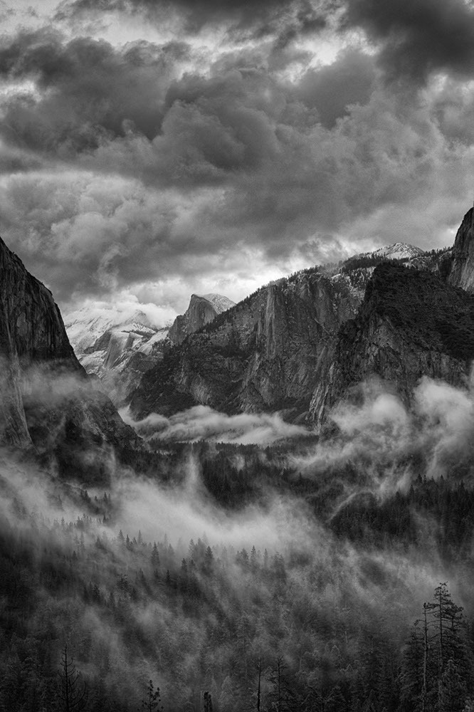 Yosemite National Park. Winner: Young USA Landscape Phototographer of the Year.