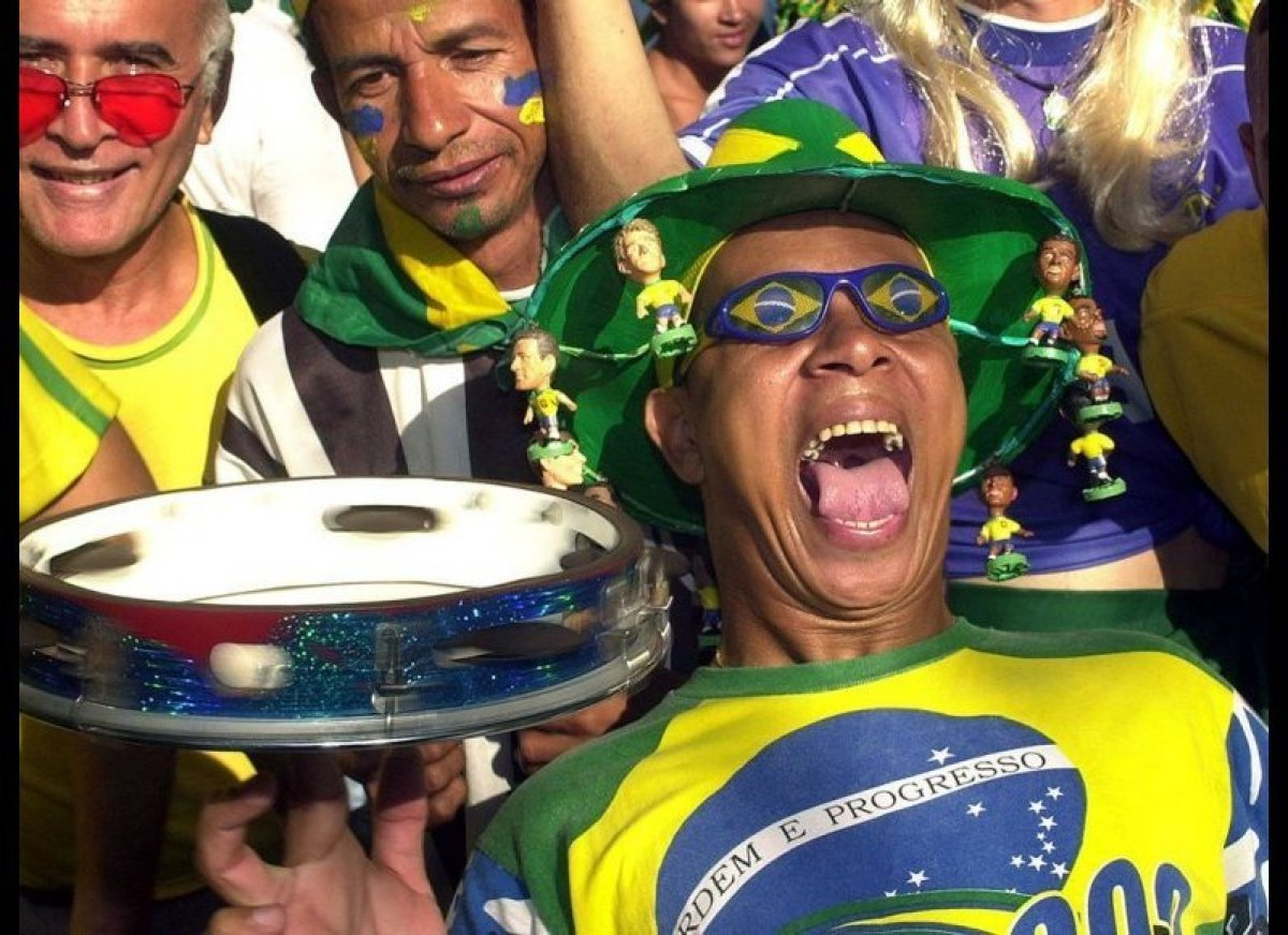<strong>BRAZIL'S FANS