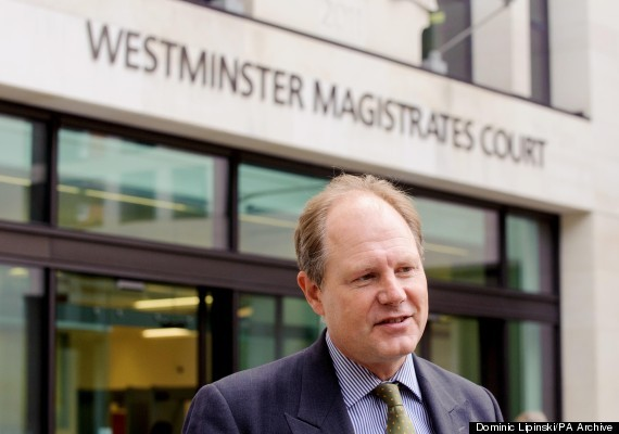 Soldier turned journalist Vaughan Smith lost the £12,000 he put up as surety for Assange's bail when he sought refuge in Ecua