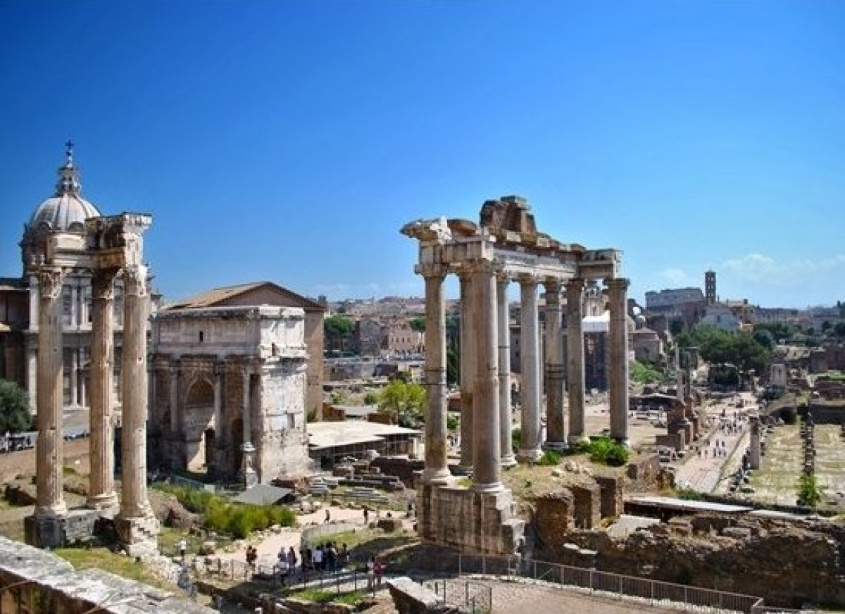The Forum is a vast space of magnificent ancient structures that will impress even the most jaded traveller. This is where yo