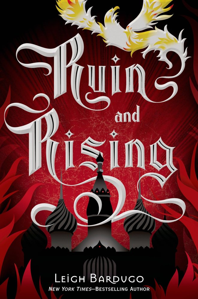 """Triumphant. (Fantasy. 13 & up)""  Bardugo's Grisha Trilogy comes to a thunderous conclusion.  <a href=""https://www.kirkusrevi"