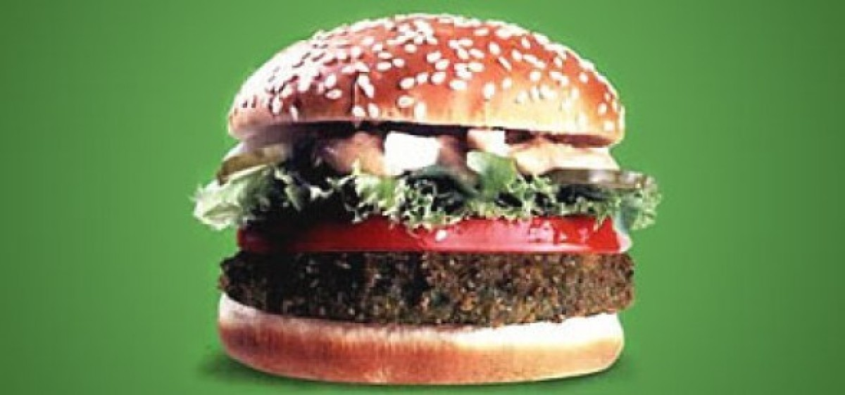 McDonald's Egypt offers a falafel sandwich that rivals a Big Mac any day. The falafel patties are shaped to look like burgers