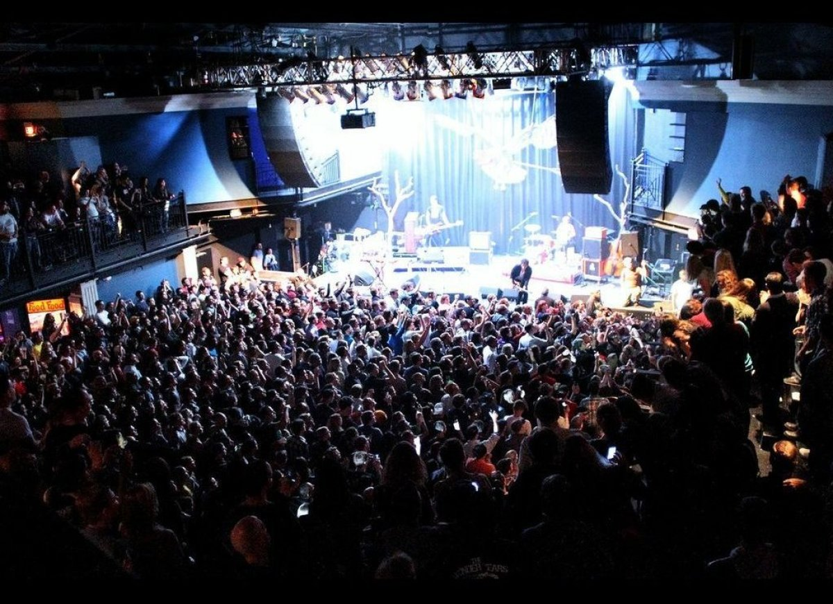"<b>See More of <a href=""http://www.travelandleisure.com/articles/americas-coolest-music-venues/9"">America's Coolest Music Ven"