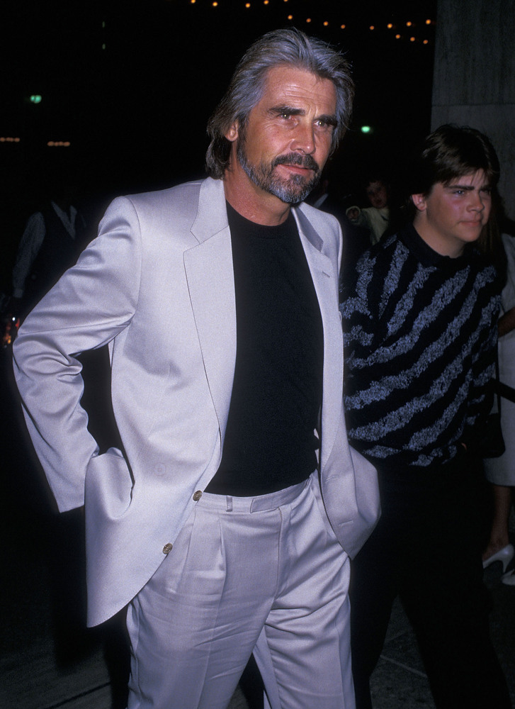 "Actor James Brolin attends the ""Batman"" Westwood Premiere on June 19, 1989 at the Mann Village & Bruin Theatres in Westwood,"