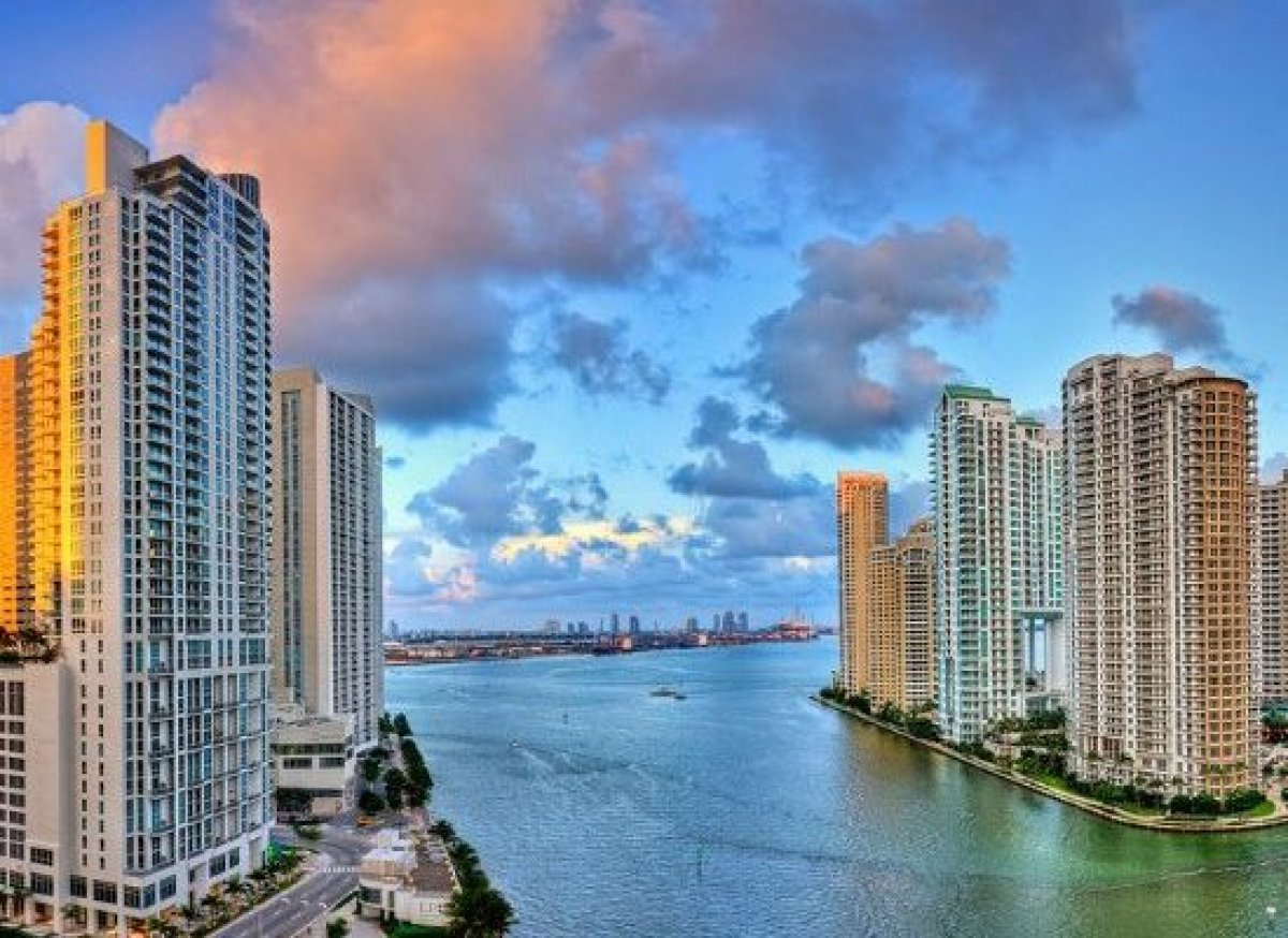 The beaches and cities in South Florida will be bustling with tourists for July 4th. Those looking for a round-trip ticket wi
