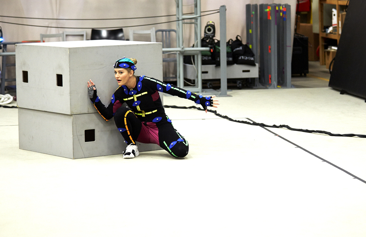 In this episode of Hardwired 2.0, iJustine sees how video game characters come to life at Sony PlayStation Motion Capture Sta