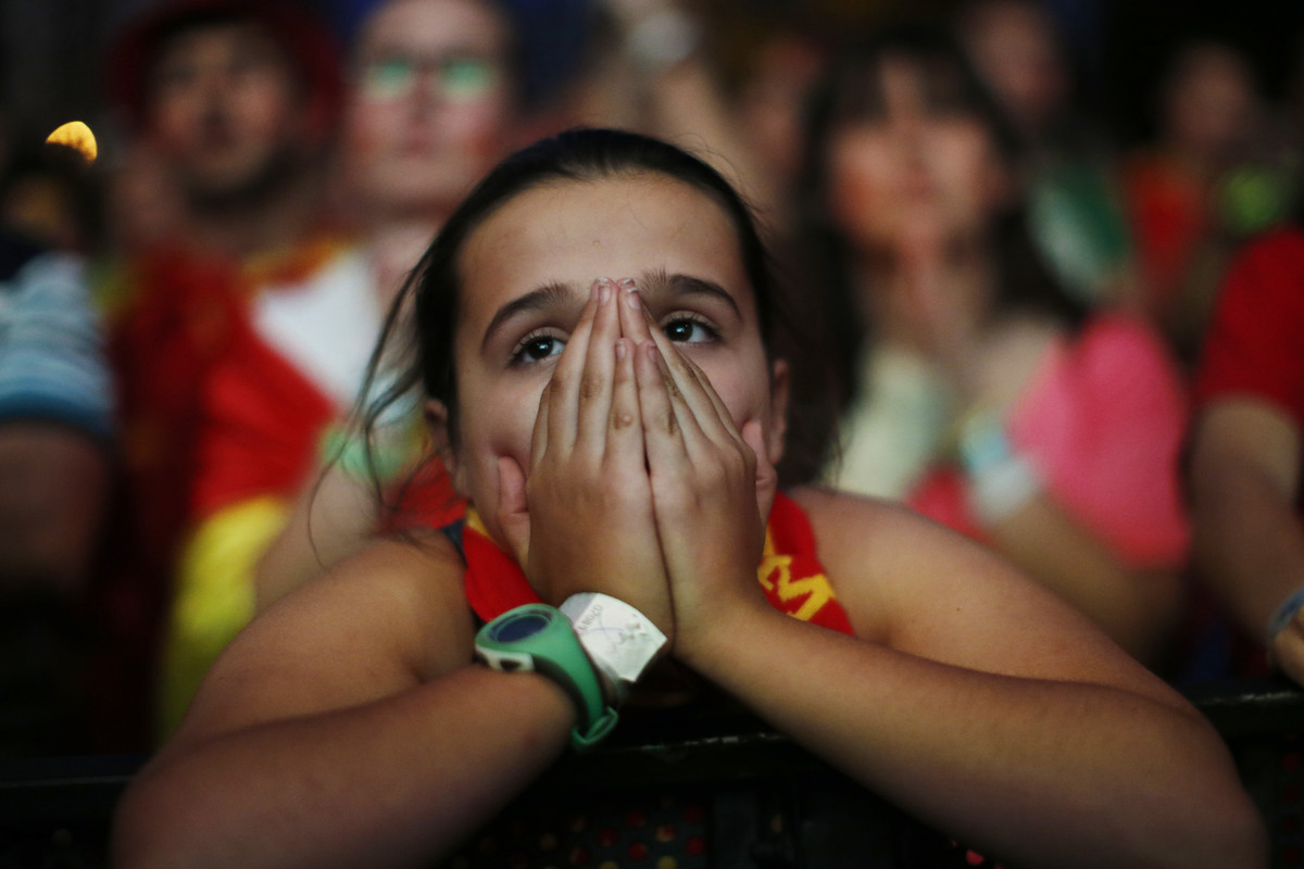 These Are The Saddest World Cup Fans On Earth