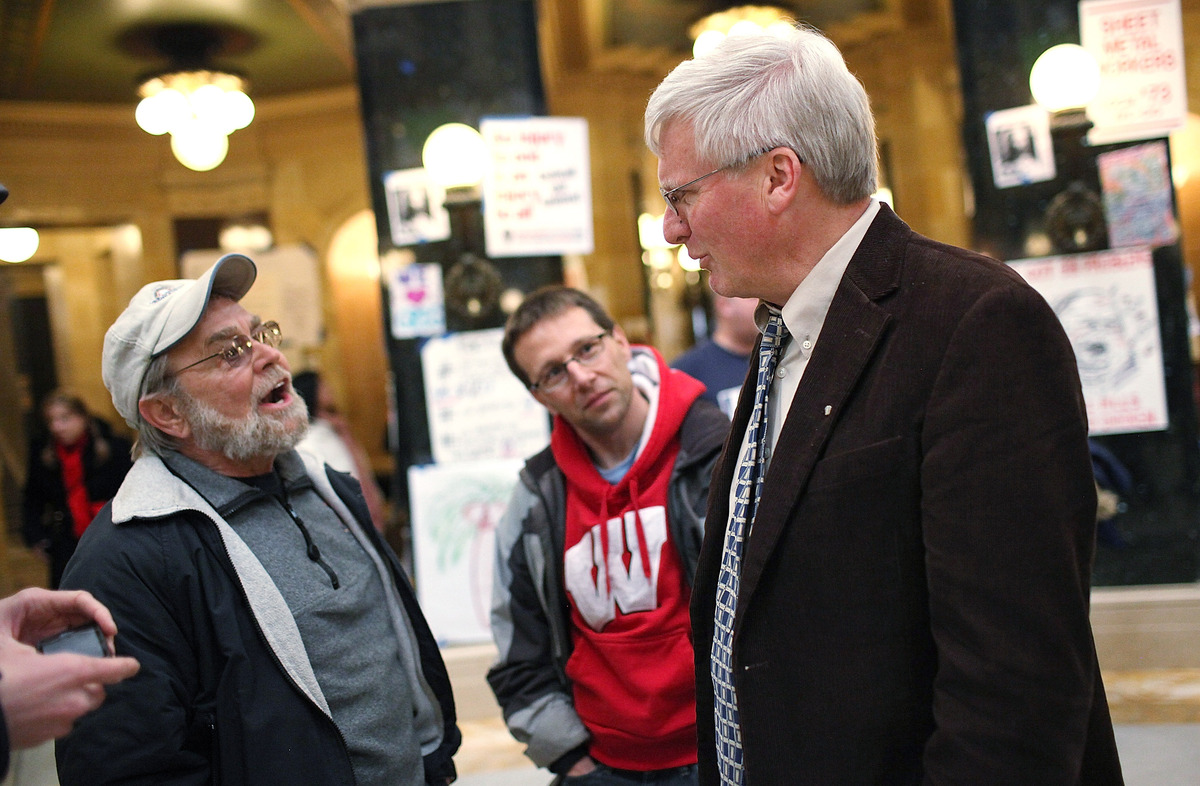 "Grothman, who is taking on Rep. Tom Petri (R-Wis.) in the state's 6th District, has advocated for a number of <a href=""http:/"