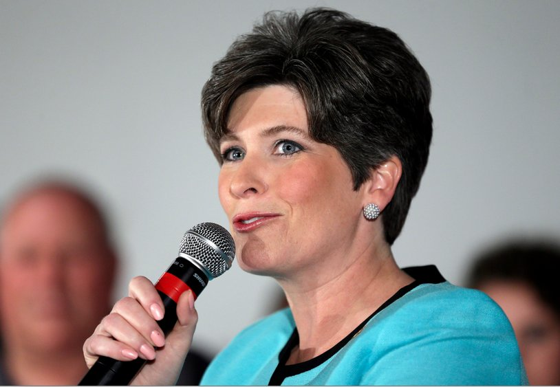 Ernst, who will challenge Rep. Bruce Braley (D-Iowa) for retiring Sen. Tom Harkin's (D-Iowa) seat in November, gained crucial