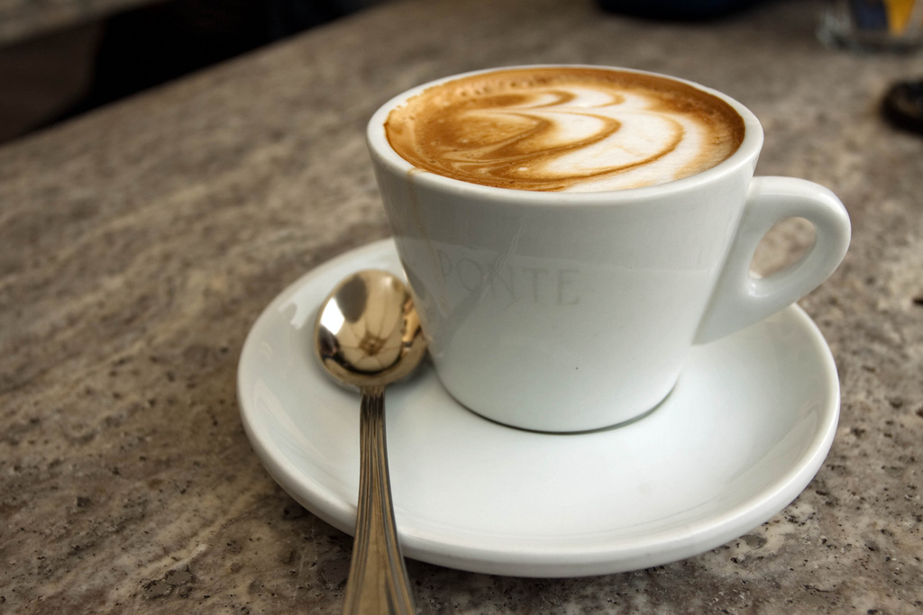 One of the most popular espresso drinks, a cappucino done right should be equal parts espresso, steamed milk and foamed milk