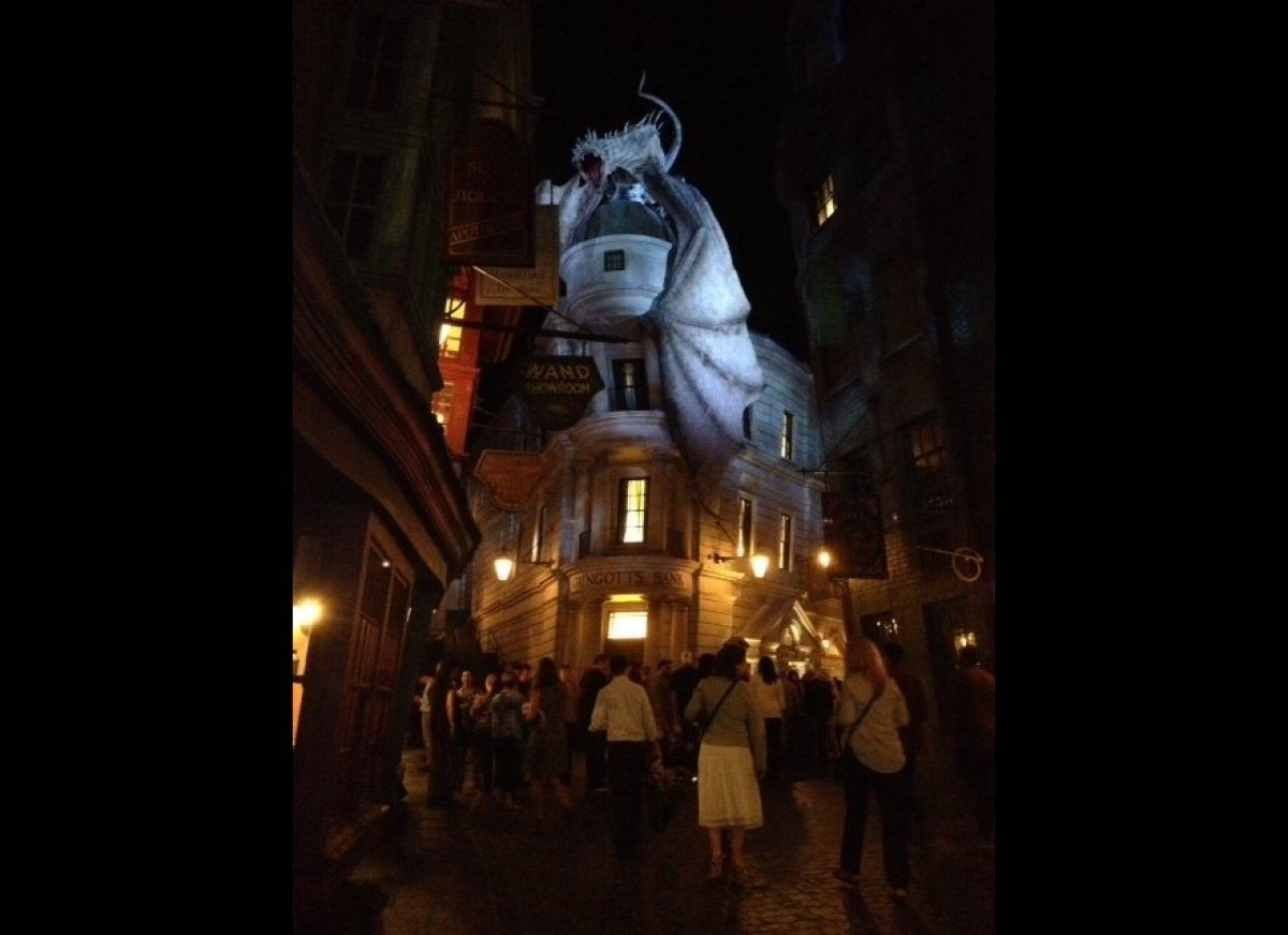 Potter Heads Unite for A New Adventure at Universal Orlando
