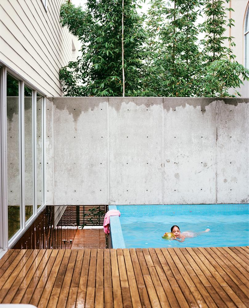 12 piscinas modernas en las que nos gustaría refrescarnos | huffpost