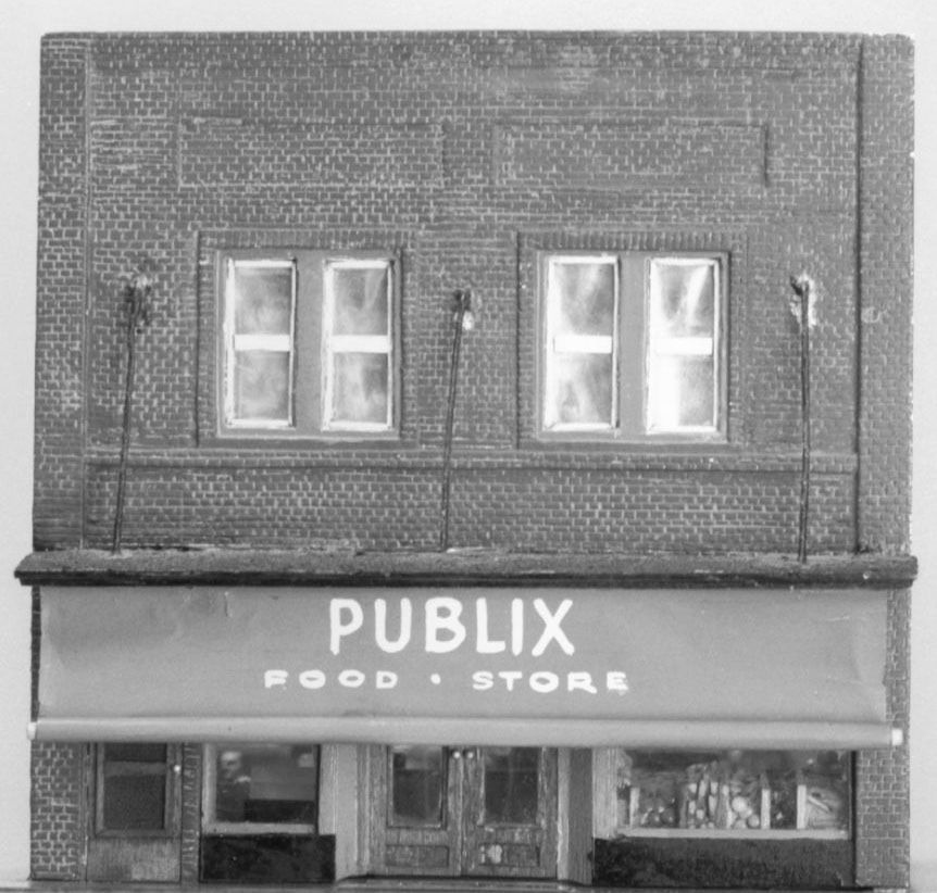 """George Jenkins opened his first Publix """"food store"""" in Winter Haven, Florida, during the Great Depression in 1930. According"""